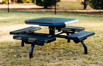 Park Picnic Tables